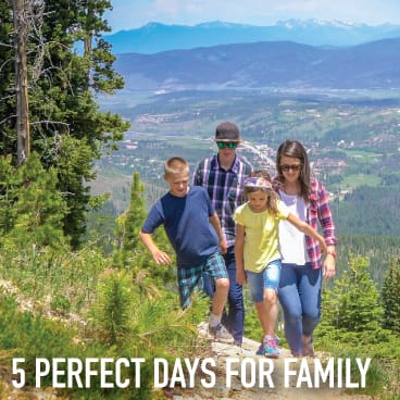 5 perfect days in summer