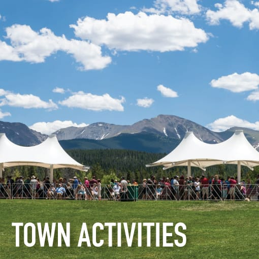 Town Activities