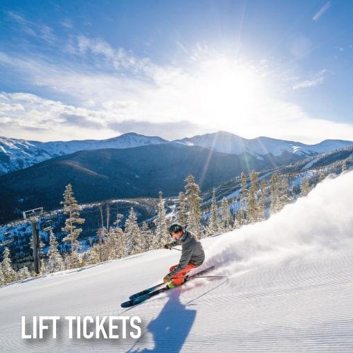 lift tickets