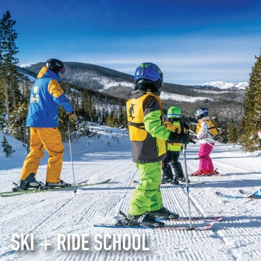ski and ride school