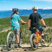 scenic bike rides